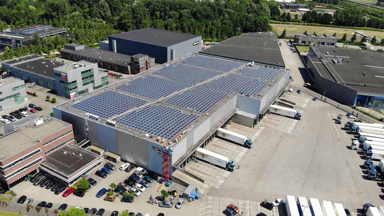 Switch Energy - Middelkoop project zonnepanelen 4