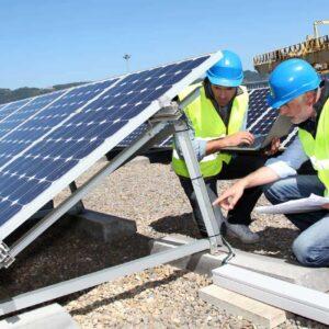 Switch Energy - Zonnepanelen ondernemers bedrijfsdak zonnestroom